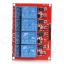 Placa 4 relés para Arduino compatible