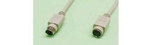 Cables PS2 (Teclado-Ratón)
