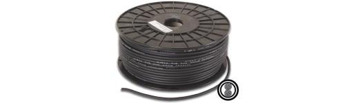 Cables en rollo