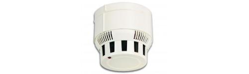 Detectores de Humo/Gas