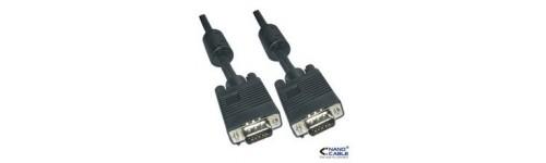 Cables VGA Monitor